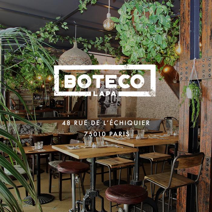 client restaurant Boteco