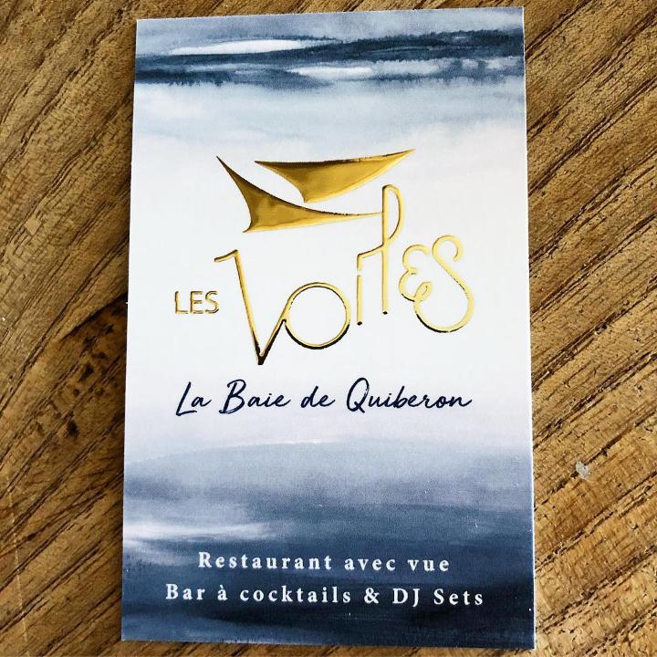 client restaurant Les Voiles