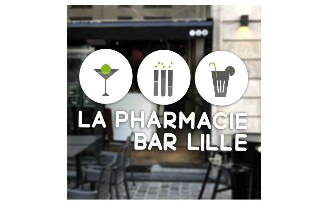 Pharmacie bar